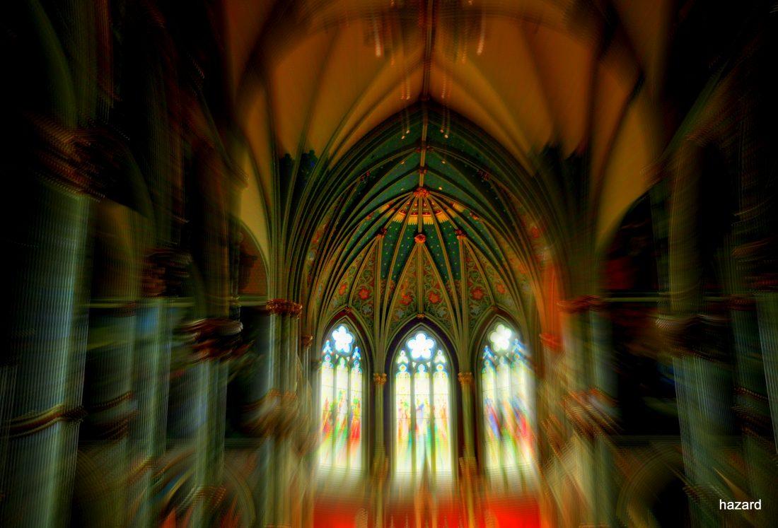 Savannah : Cathedral of St. John the Baptist