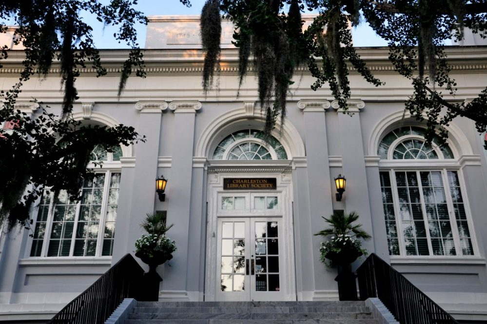 SOUTH CAROLINA : Charleston Library Society