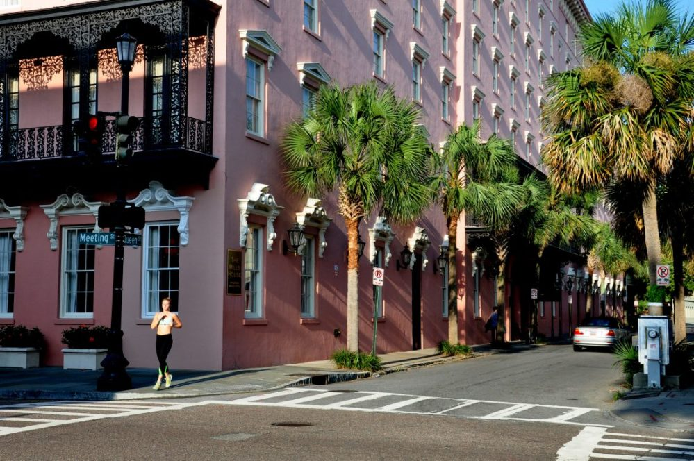 SOUTH CAROLINA : Charleston Queen Street