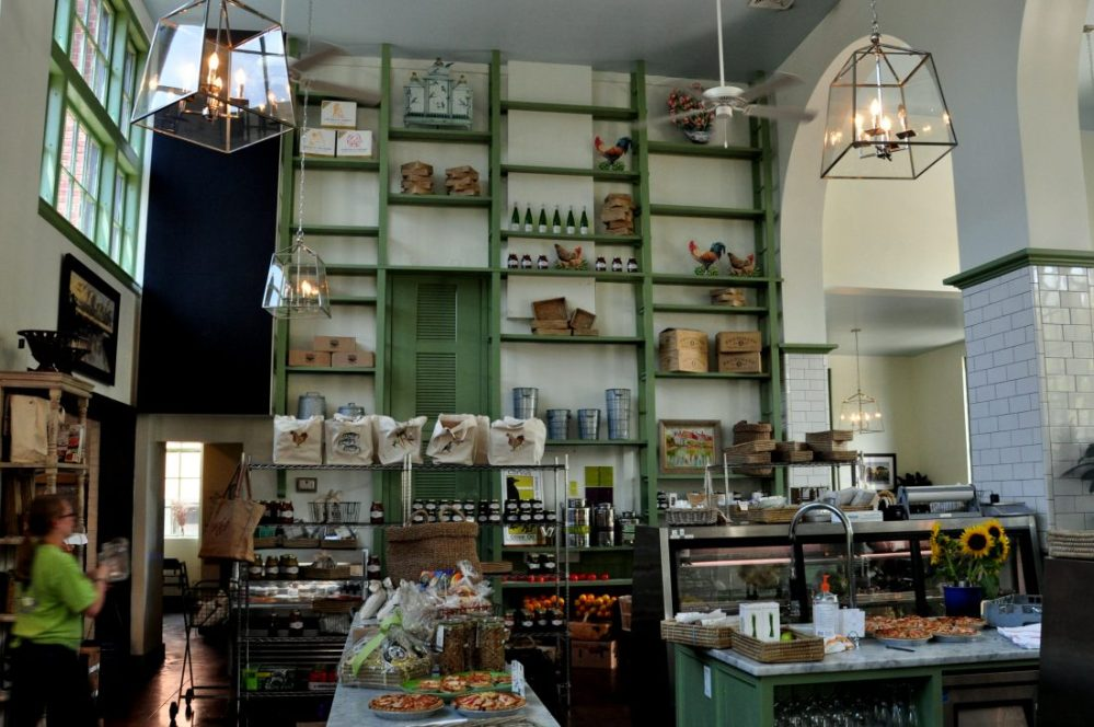SOUTH CAROLINA : Beaufort Market Cafe