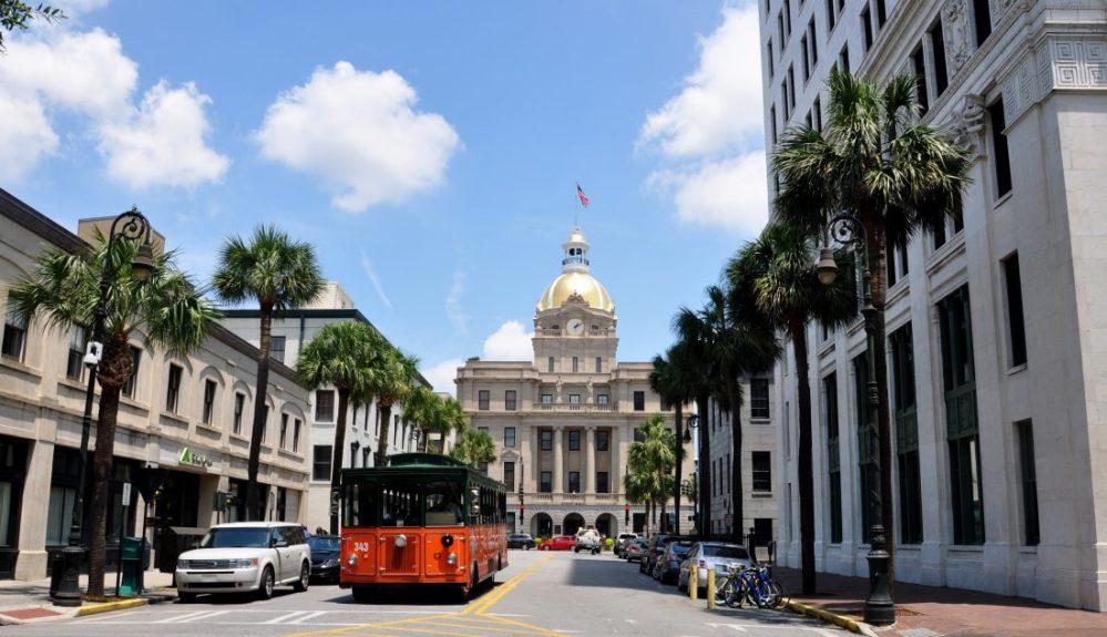 GEORGIA : Savannah