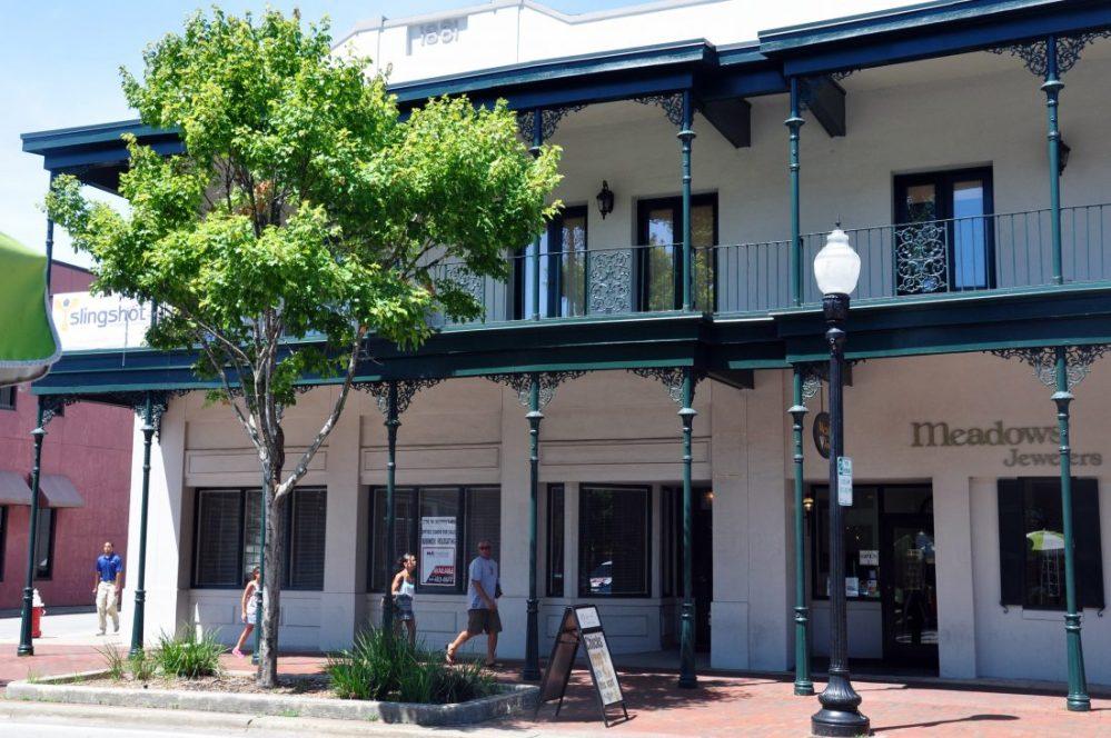 FLORIDA : Pensacola Seville Quarter