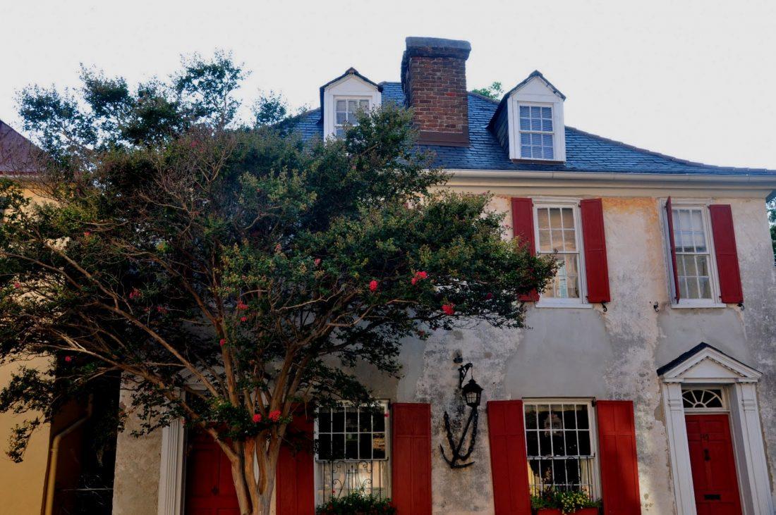 SOUTH CAROLINA : Charleston historic district