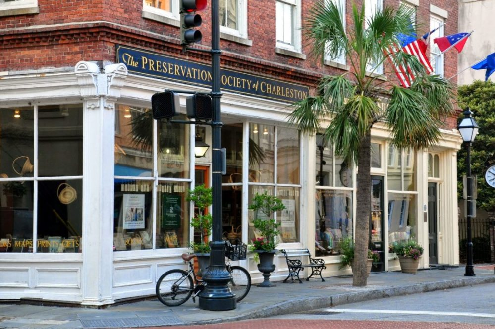 SOUTH CAROLINA : Charleston Preservation Society