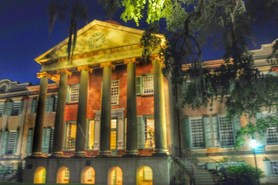 SOUTH CAROLINA : College of Charleston
