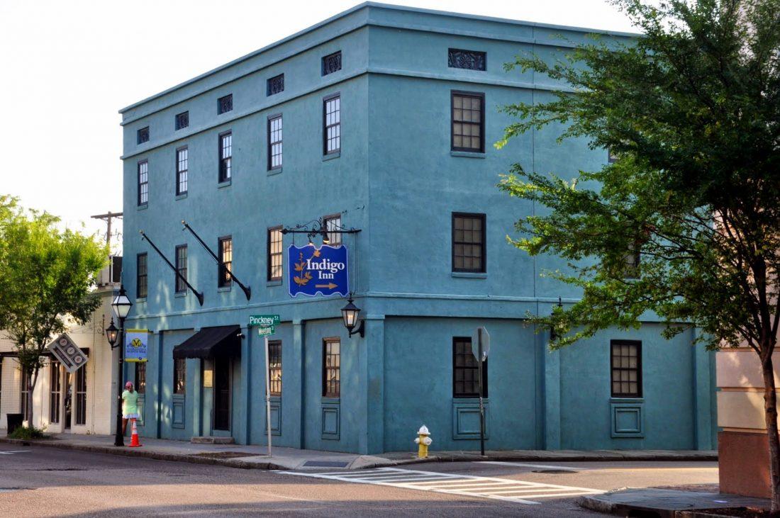 SOUTH CAROLINA : Charleston (Indigo Inn)