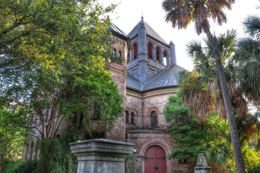 SOUTH CAROLINA : CharlestonCircular Congregational Church