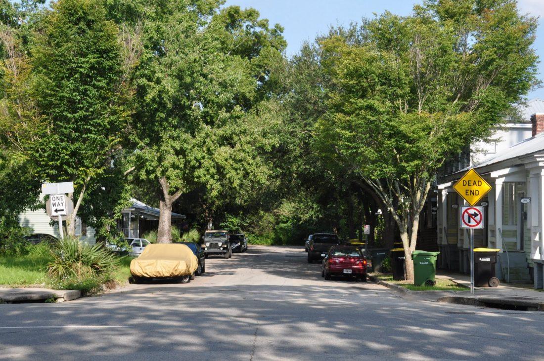 GEORGIA : Savannah Duffy Street