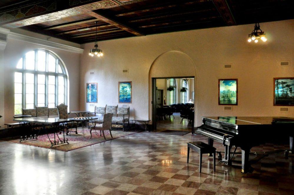 FLORIDA : Wakulla Spring Lodge