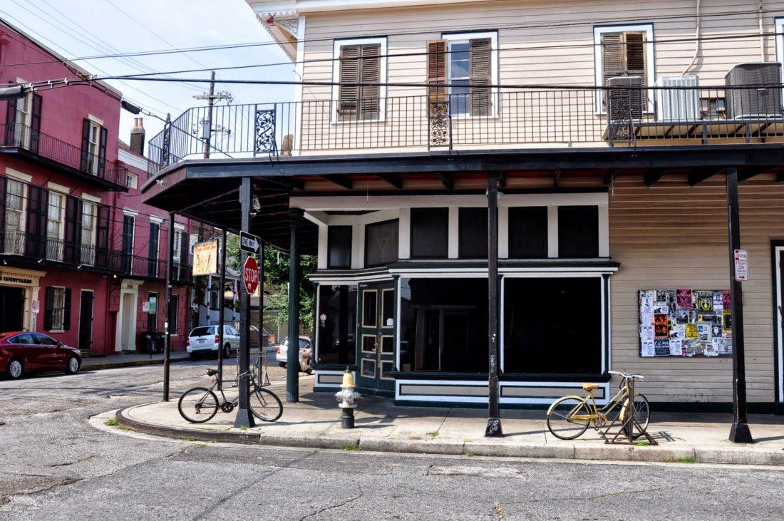 New Orleans: Frenchmen Street