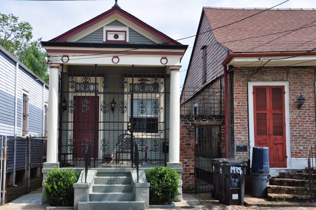 New Orleans: Faubourg Marigny