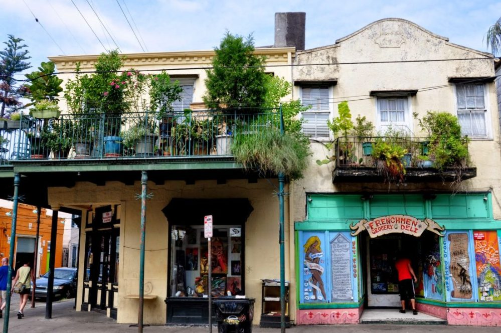 New Orleans: Frenchmen Street