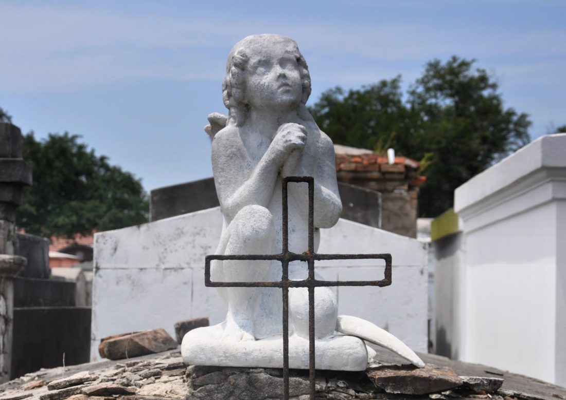New Orleans St. Louis Cemetery