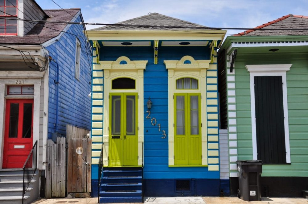 New Orleans Quartier Marigny