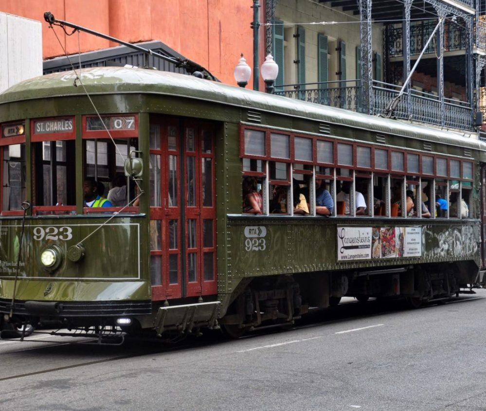 New Orleans : To Audubon Park