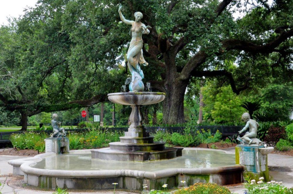 New Orleans Audubon Park