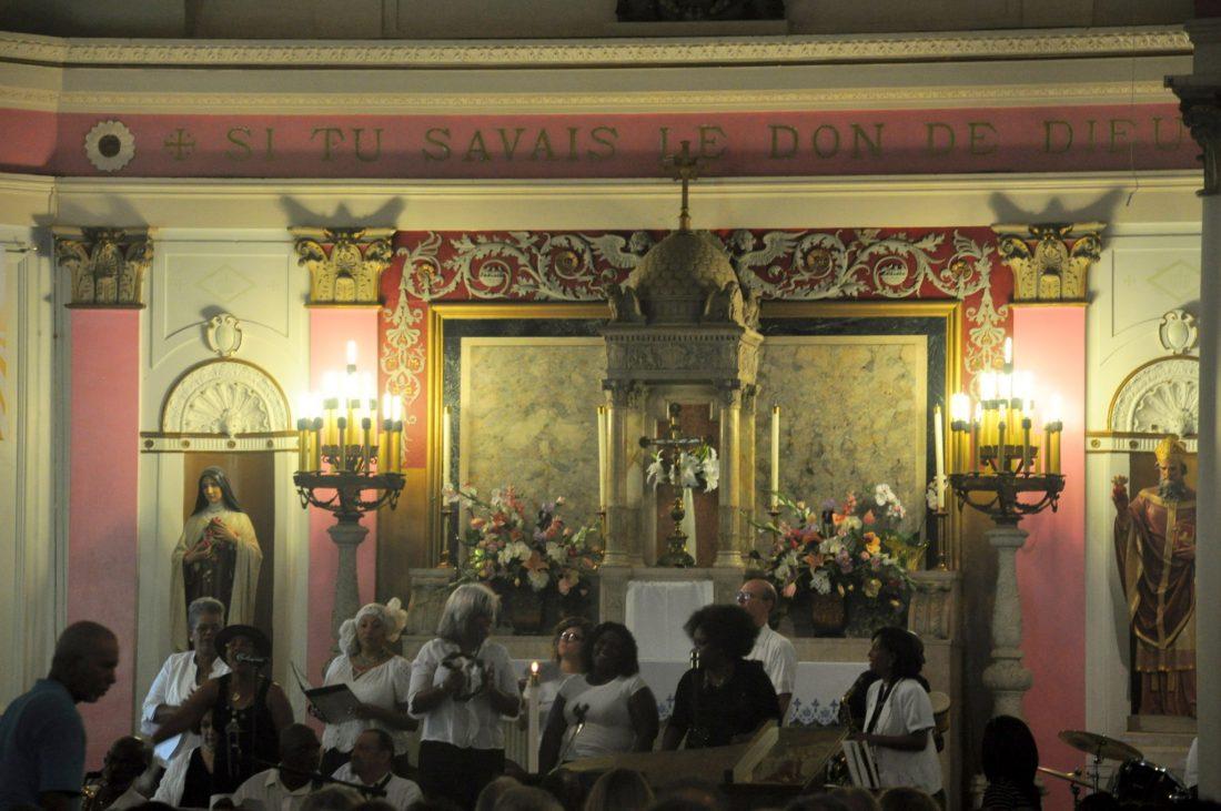 New Orleans Tremé St. Augustine's Catholic Church