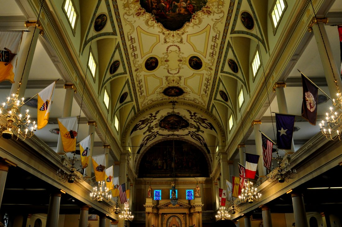 New Orleans : St. Louis Cathedral