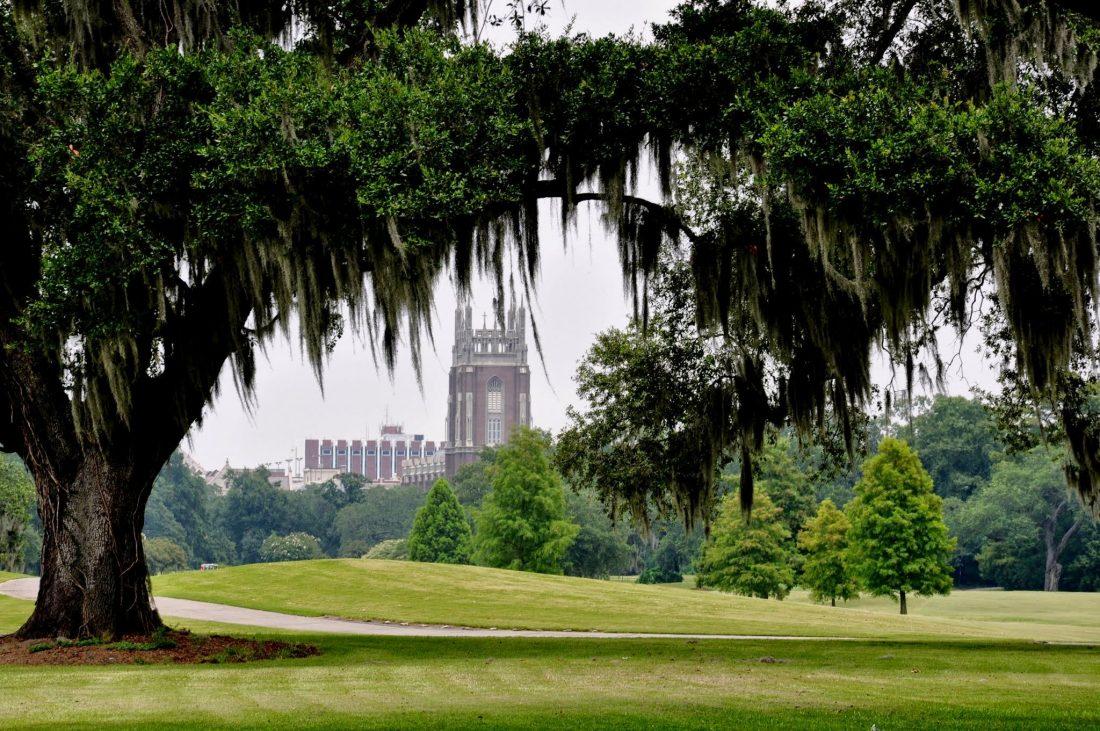 New Orleans : Audubon Park