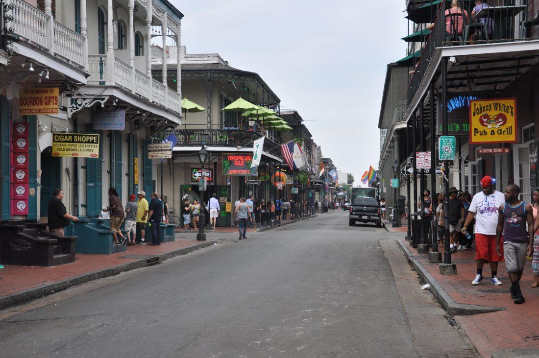 New Orleans : French Quarter