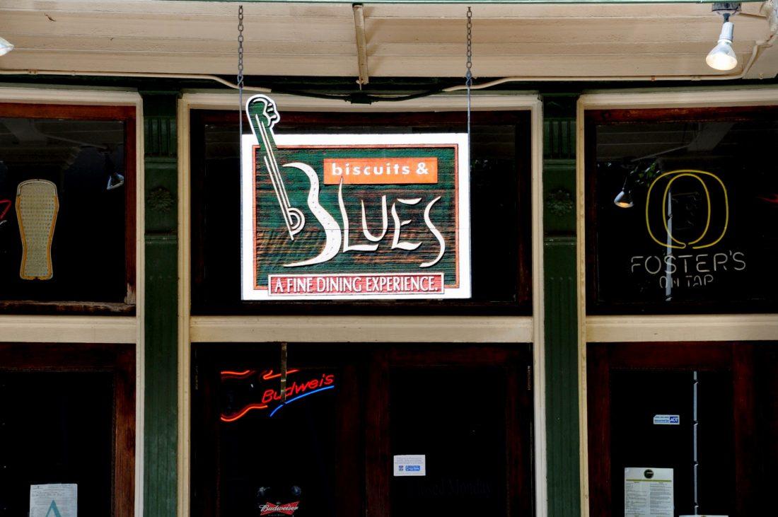 Mississipi : Natchez Biscuits & Blues