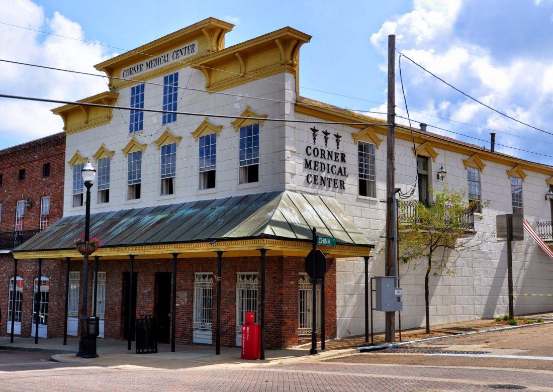 Mississipi : Vicksburg