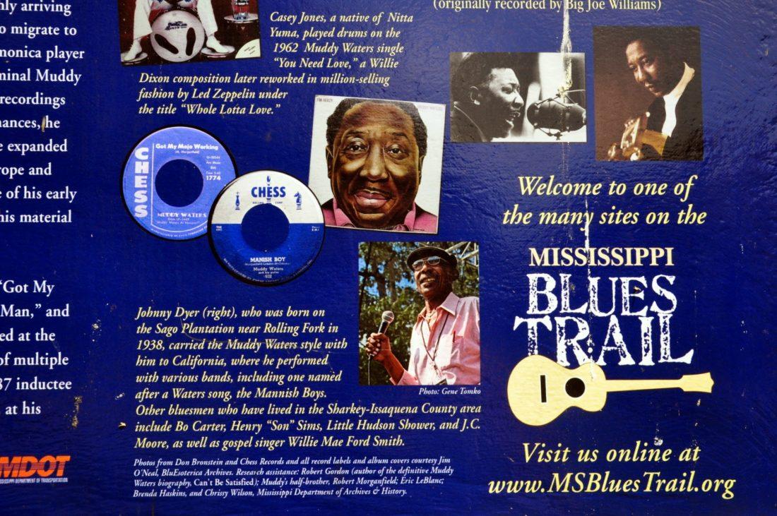 Highway 61 blues Rolling Fork