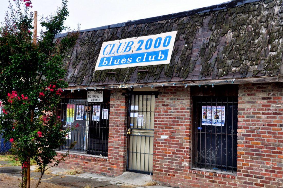 Highway 61 blues Clarksdale Club 2000