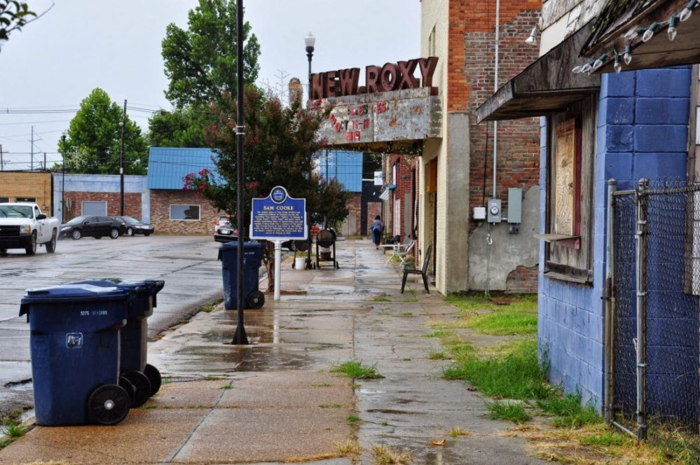 Highway 61 blues Clarksdale