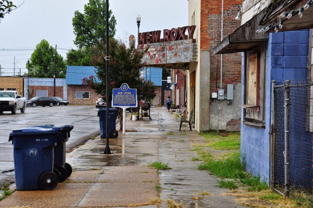 Highway 61 blues Clarksdale