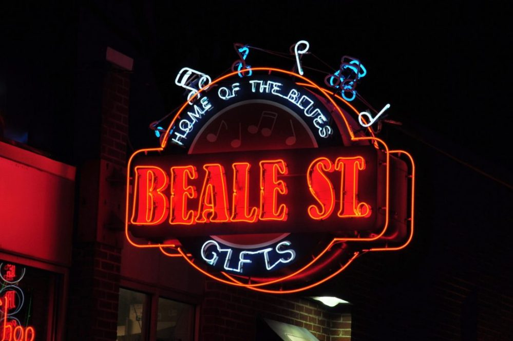 Tennessee Memphis : Beale Street