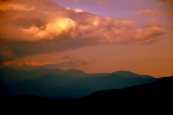 NORTH CAROLINA : GREAT SMOKY MOUNTAINS