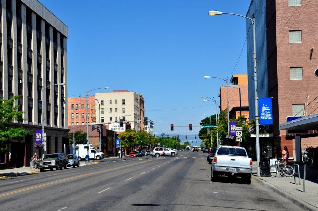 Missoula Downtown