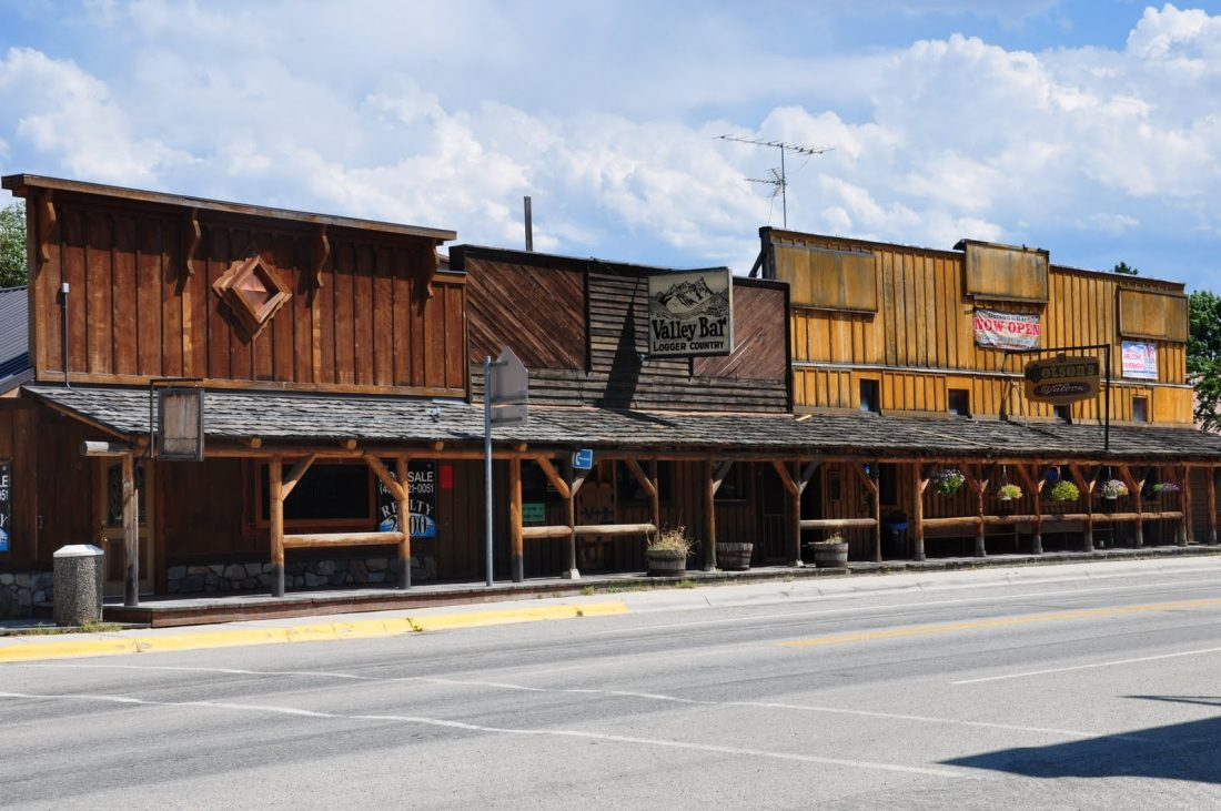 Montana : Darby Historic District