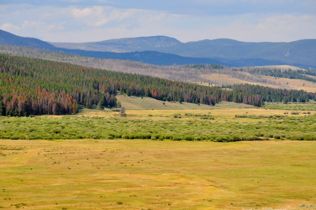 Montana : Big Hole National Battlefield