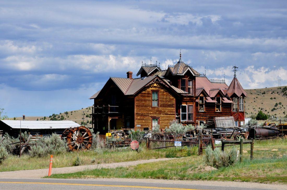 Montana : Nevada City