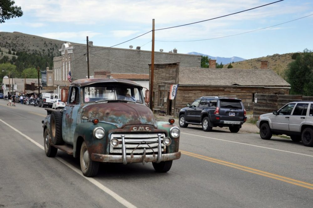 Montana : Virginia City
