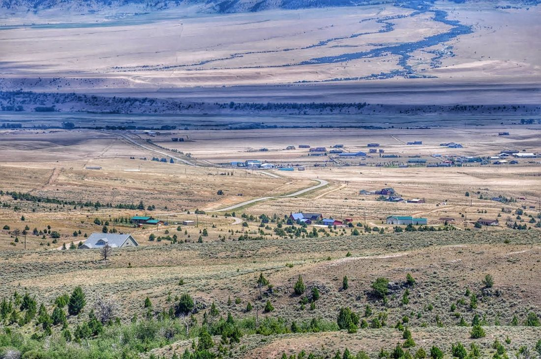 Montana : Byway 287 : Madison Valley
