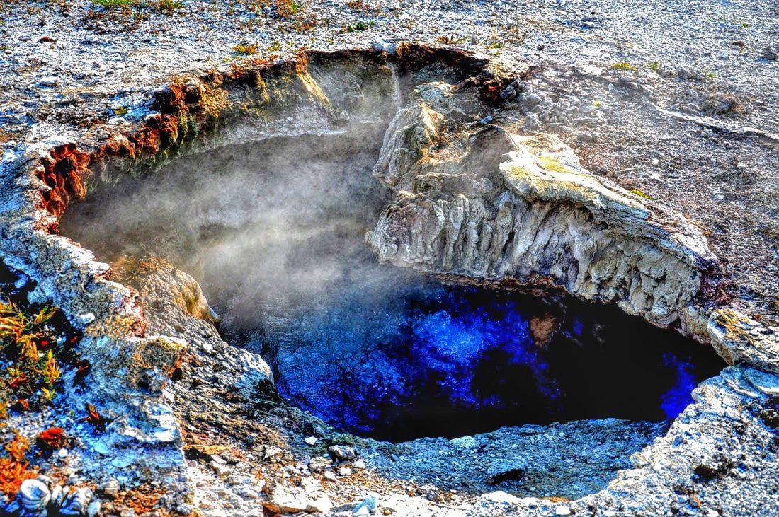 Yellowstone : Upper Geyser Basin