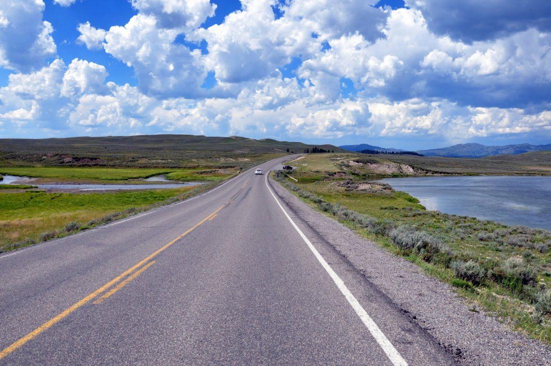Yellowstone : Hayden Valley