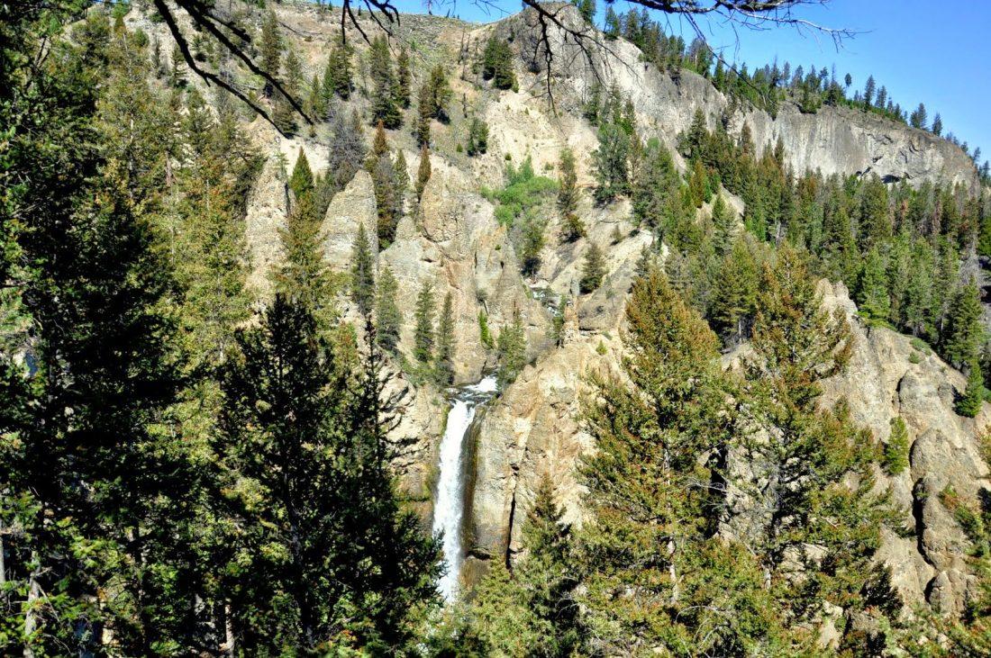 Yellowstone : Tower falls