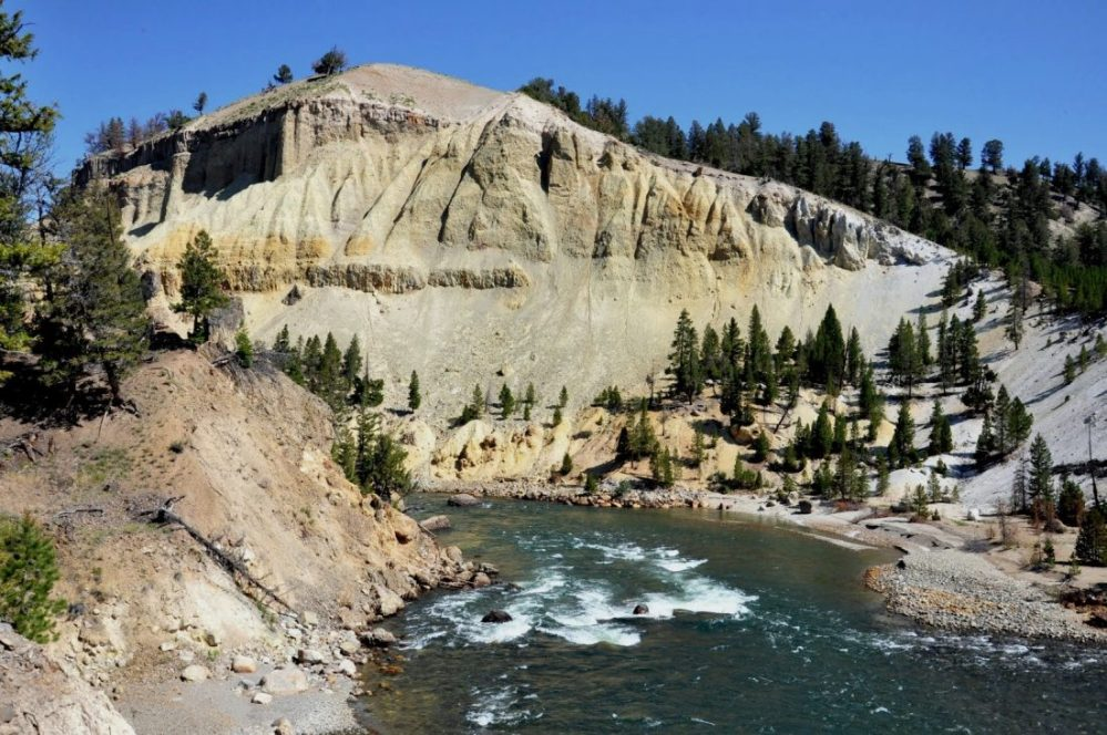 Yellowstone : Tower falls