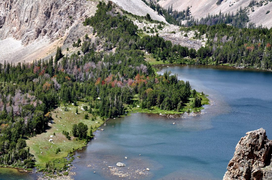 BEARTOOH HIGHWAY :Twin Lake