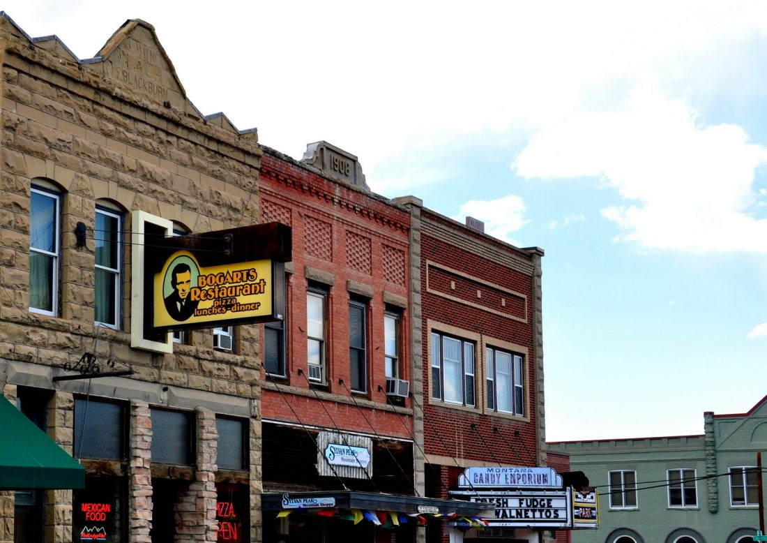 Montana : Red Lodge