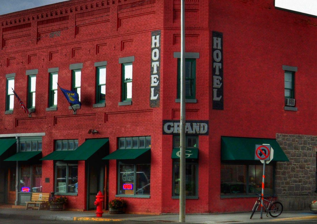 Montana: Big Timber Grand Hotel