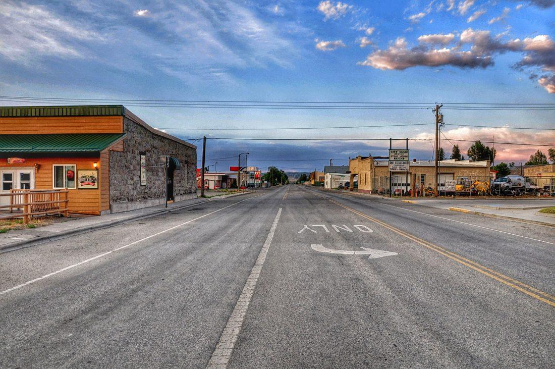 Montana: Big Timber