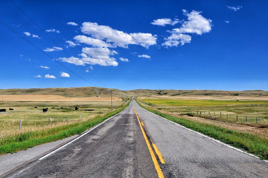 Montana : Big Sky to Browning