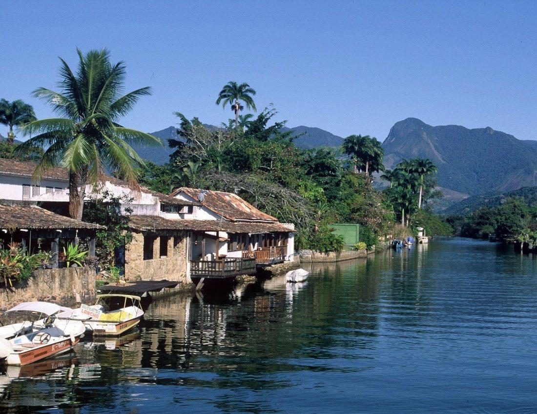 Estado do Rio : Paraty