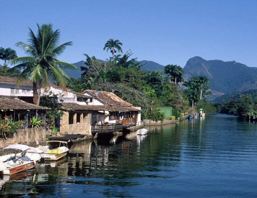 Estado do Rio : Paraty
