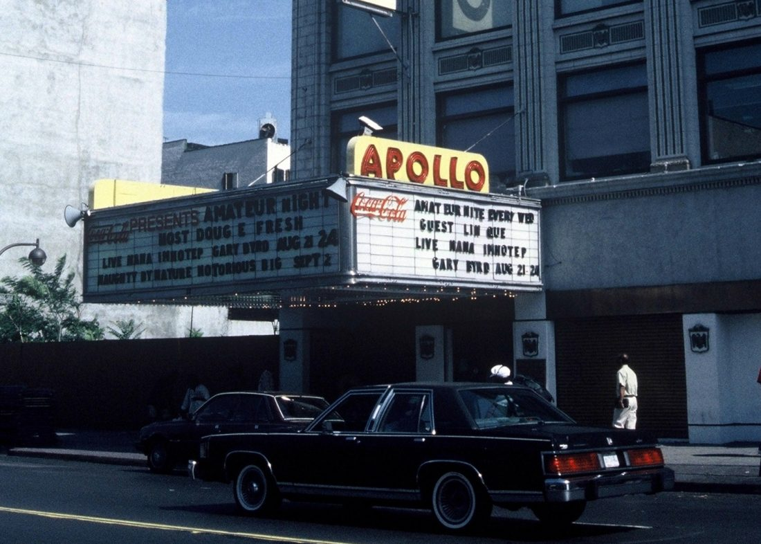 New York Apollo Theater